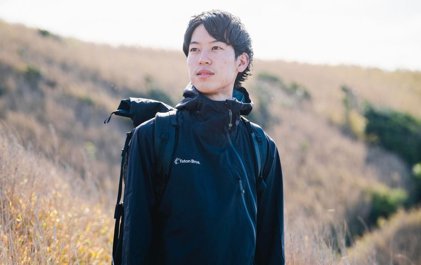 Tsurugi Lite Jacket For Mountain