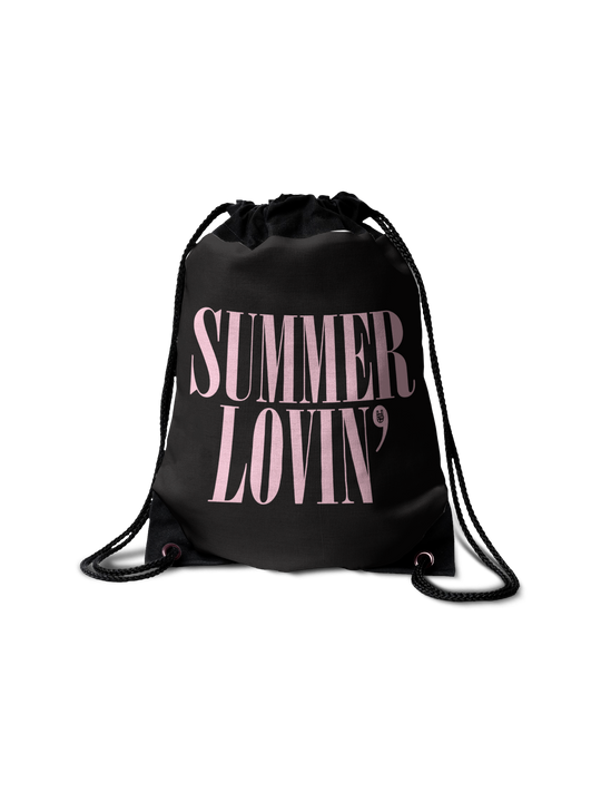 SUMMER LOVIN' DRAWSTRING BAG