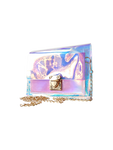 HOLOGRAPHIC CHAIN BAG