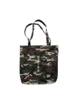ROCK & ROLL CAMOUFLAGE TOTE BAG