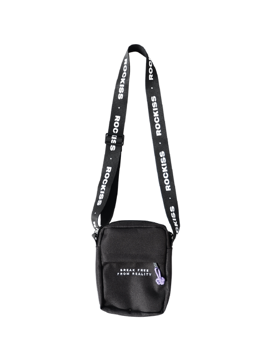 BREAK FREE FROM REALITY MINI CROSSBODY BAG