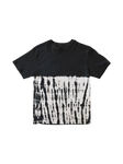 MIDNIGHT STRIPES TIE DYE T-SHIRT