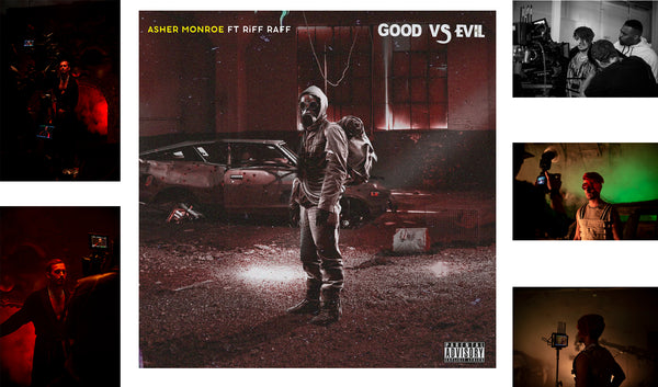 Asher Monroe - Good vs Evil
