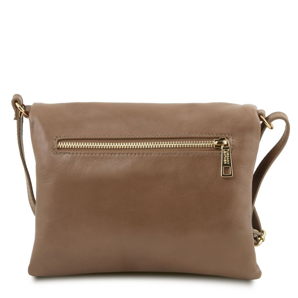 TL Young Soft Leather Shoulder Bag With Tassel_27