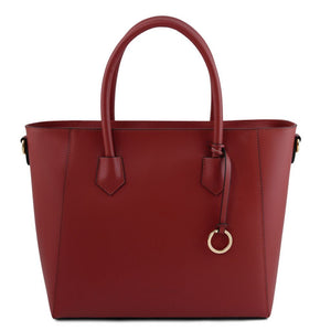 Aria Smooth Leather tote_3