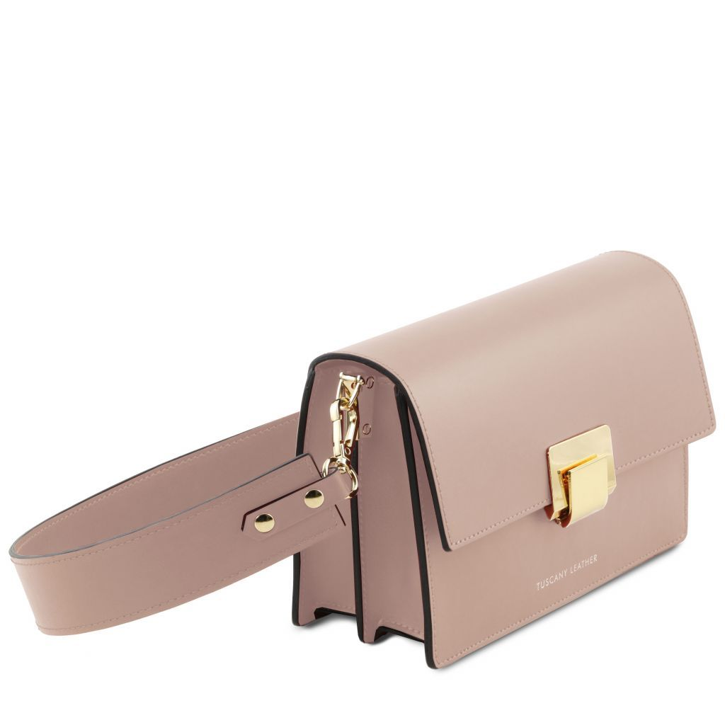 Adele Smooth Leather Clutch_25