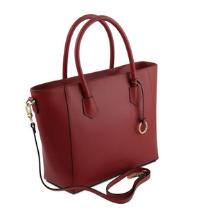 Aria Smooth Leather tote_15