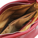 TL Embossed Leather Hobo Bag_20