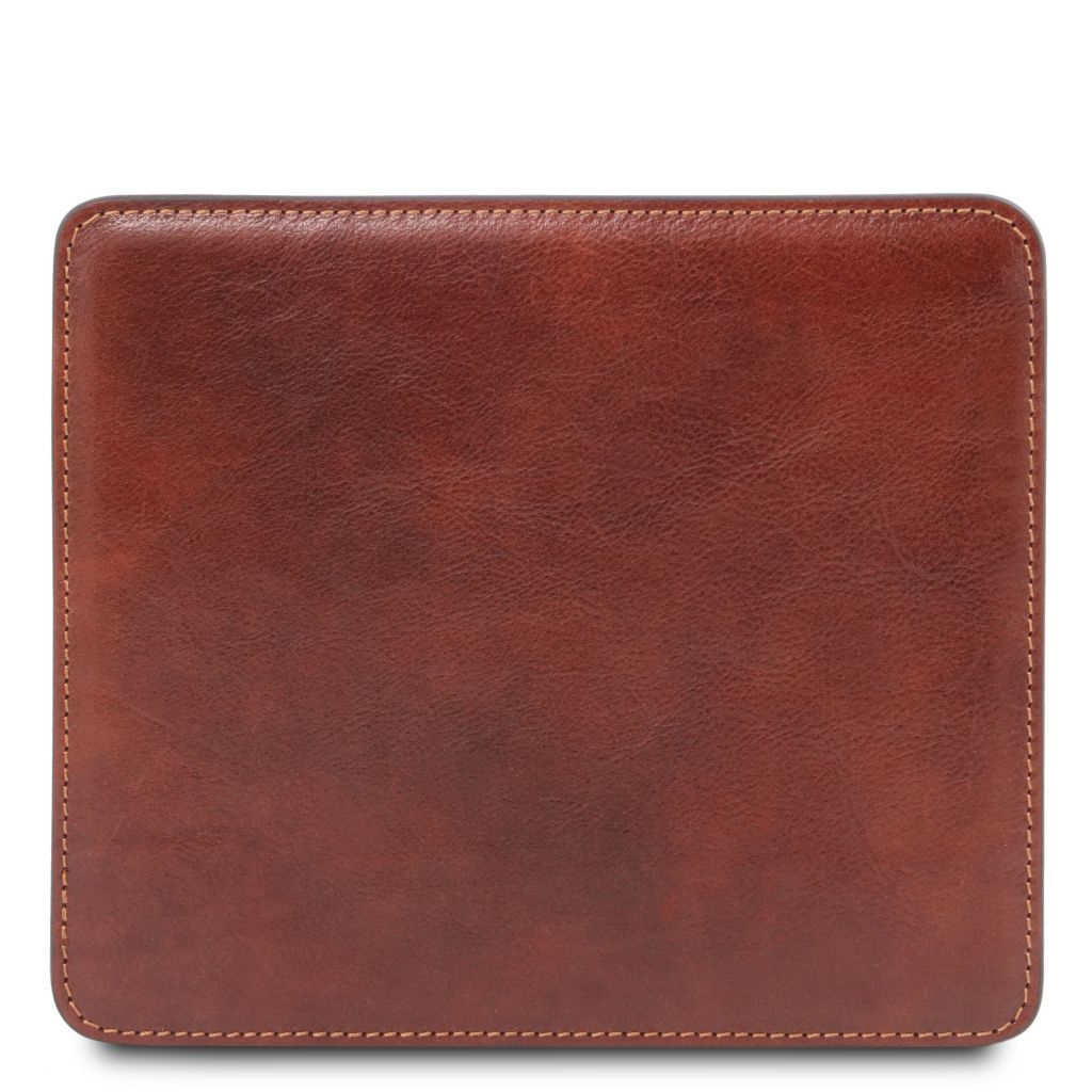 Vegetable Tanned Leather mouse pad_1