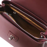 TL Smooth Leather Top Handle Bag_8