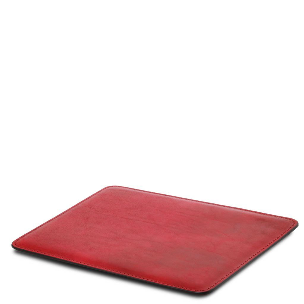 Vegetable Tanned Leather mouse pad_14