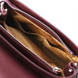 TL Smooth Leather Top Handle Bag_6