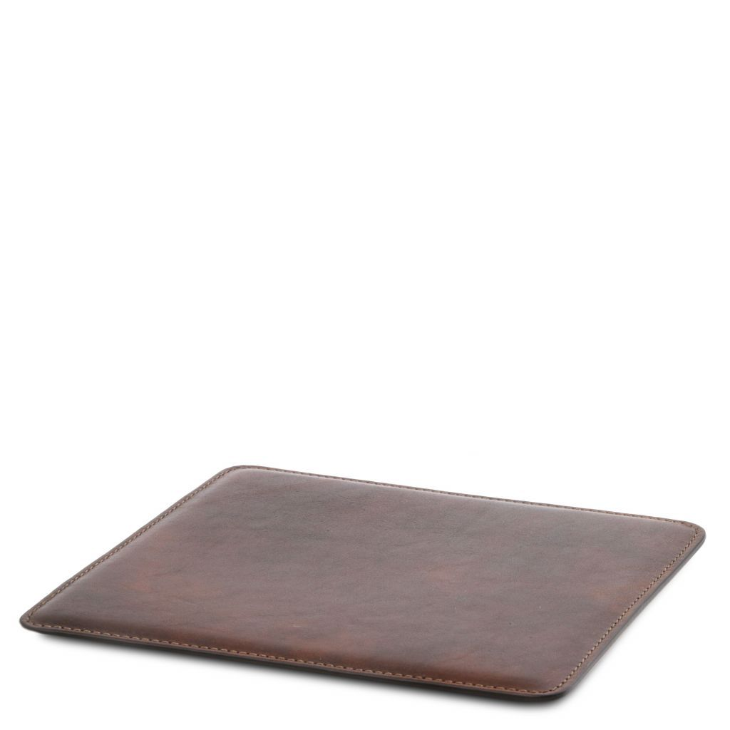 Vegetable Tanned Leather mouse pad_8