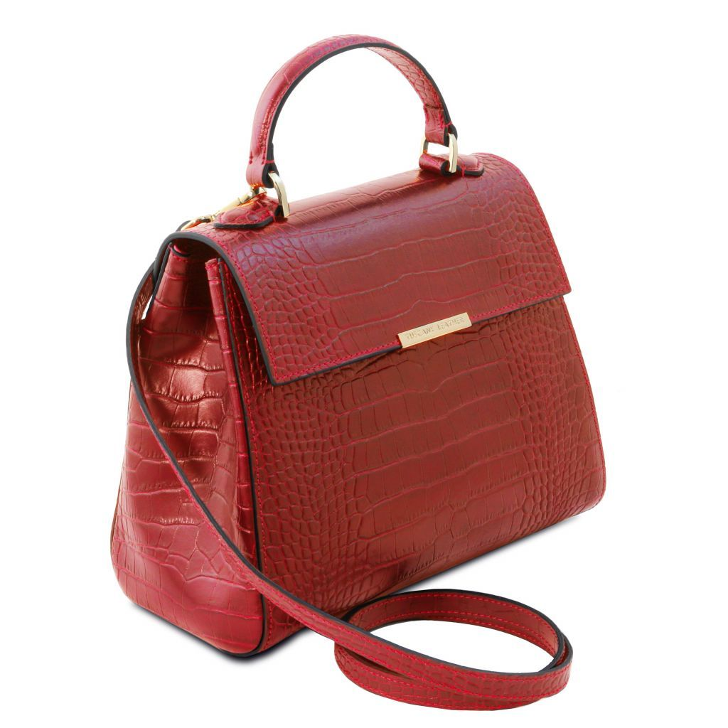 TL Croc-Embossed Top Handle Bag_23