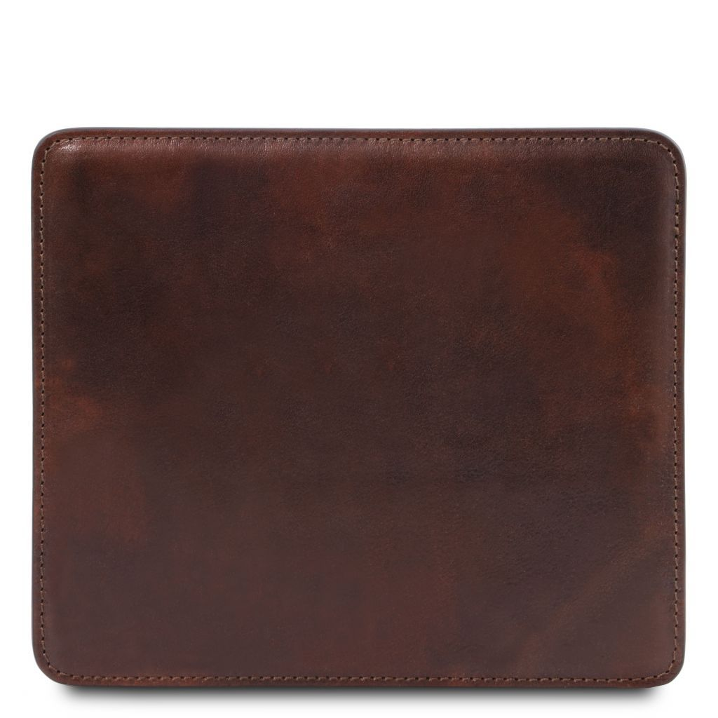Vegetable Tanned Leather mouse pad_7