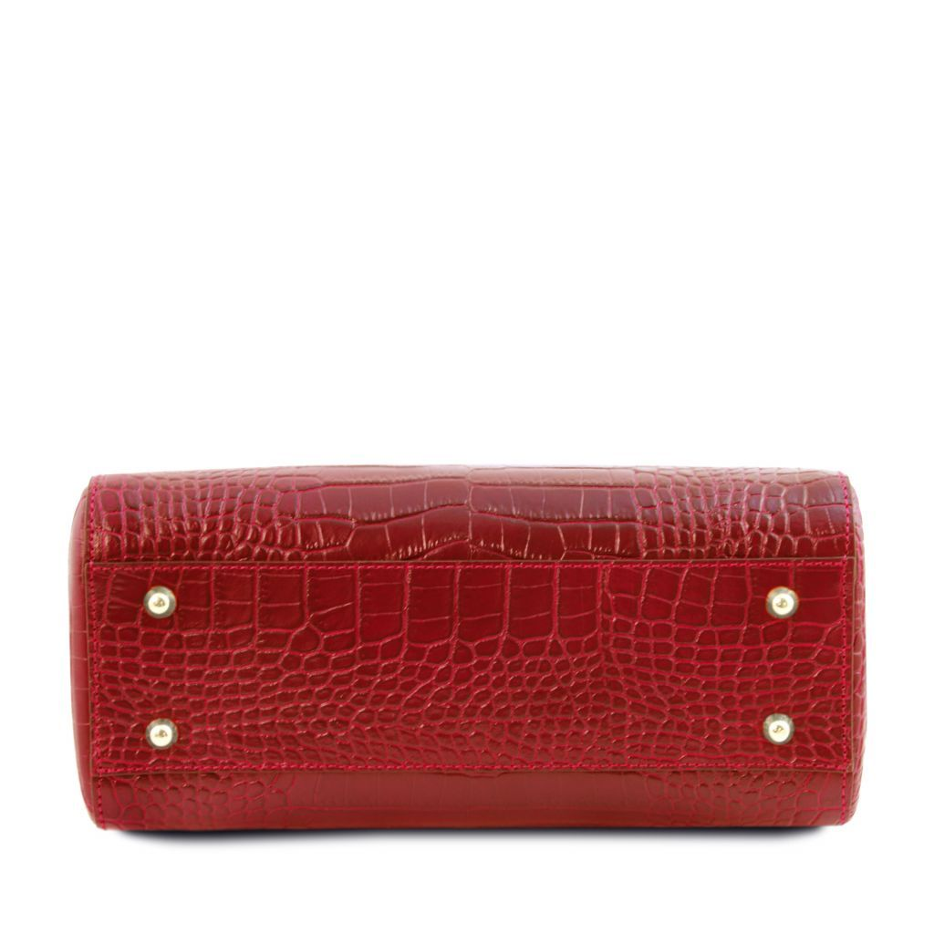 TL Croc-Embossed Top Handle Bag_24