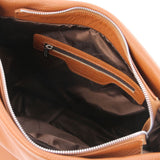 TL Embossed Leather Hobo Bag_9