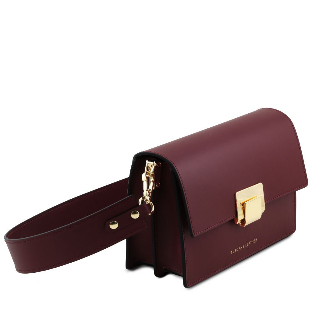 Adele Smooth Leather Clutch_20