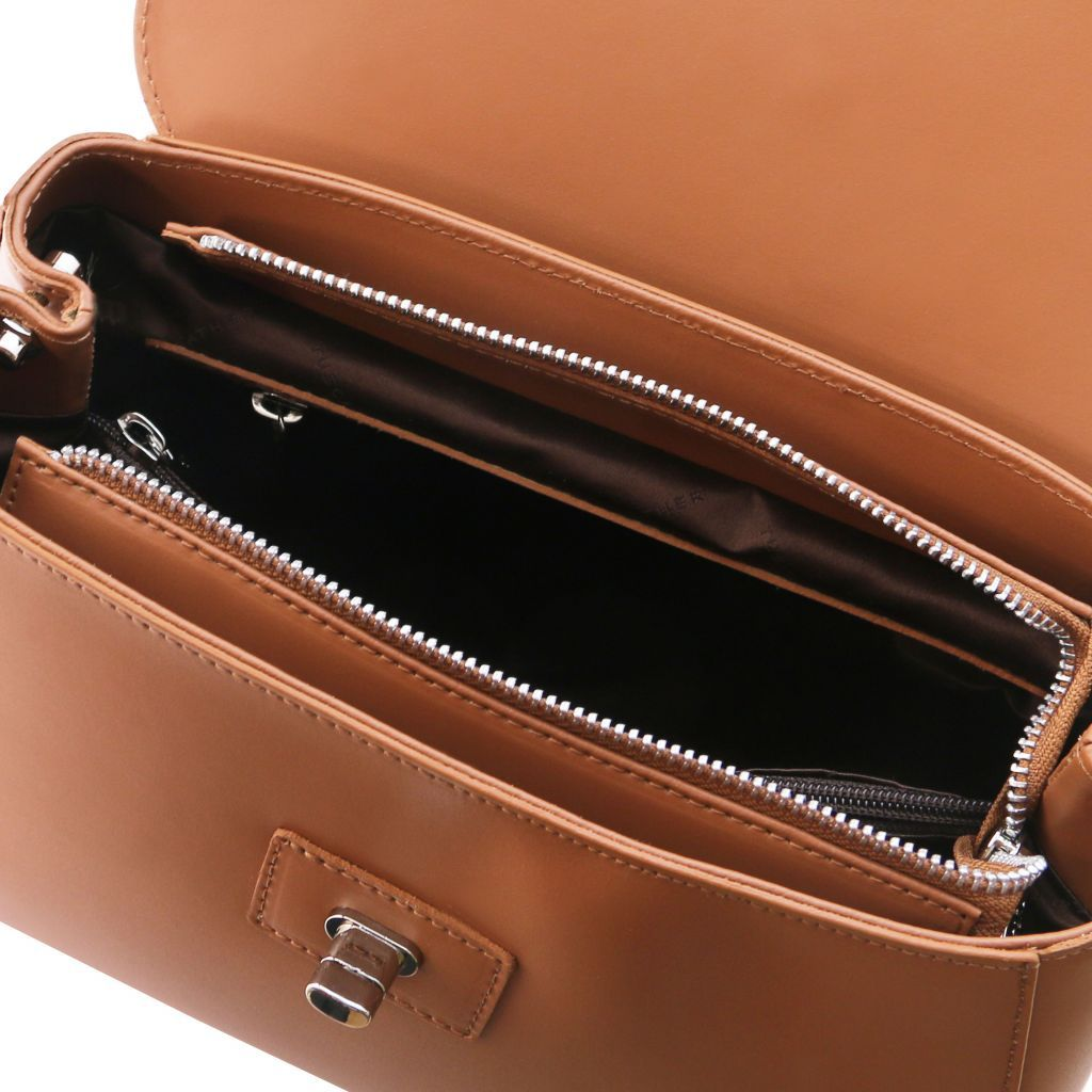 TL Smooth Leather Top Handle Bag_34