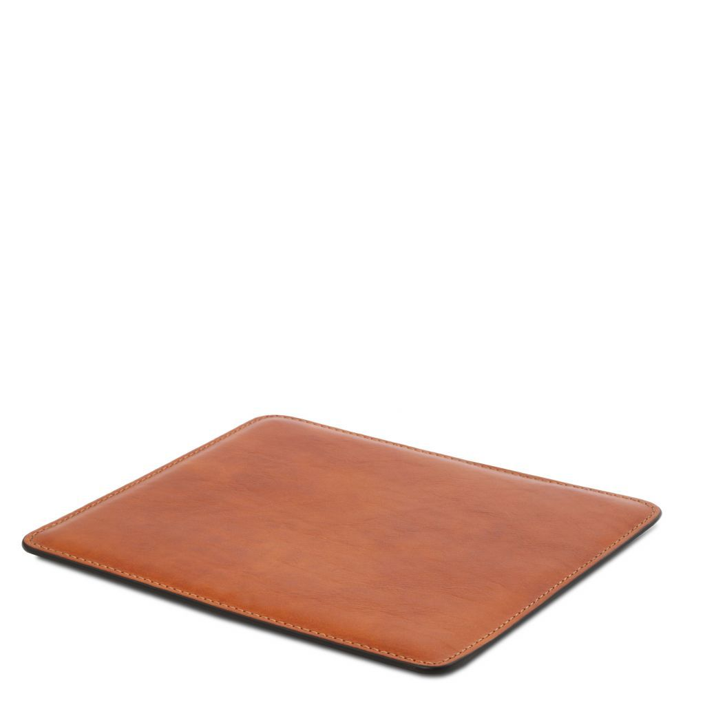 Vegetable Tanned Leather mouse pad_11