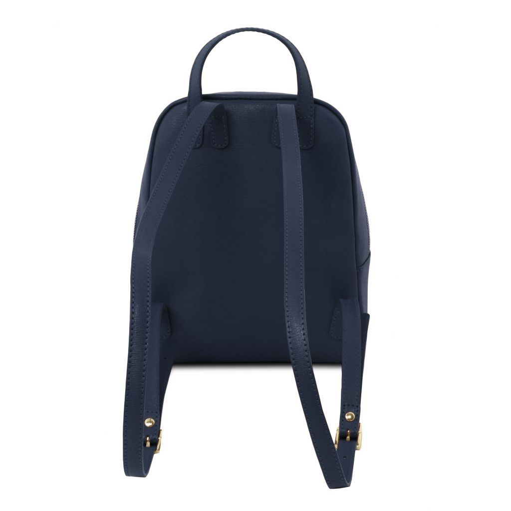 TL Small Saffiano Leather Backpack For Women_32