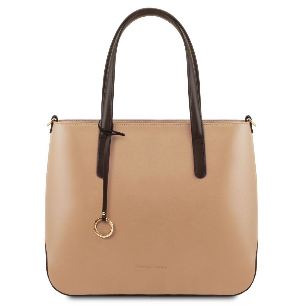 Penelope  Smooth Leather tote_31