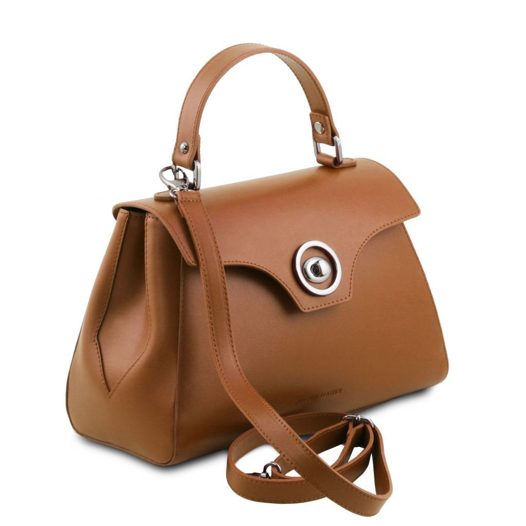 TL Smooth Leather Top Handle Bag_31