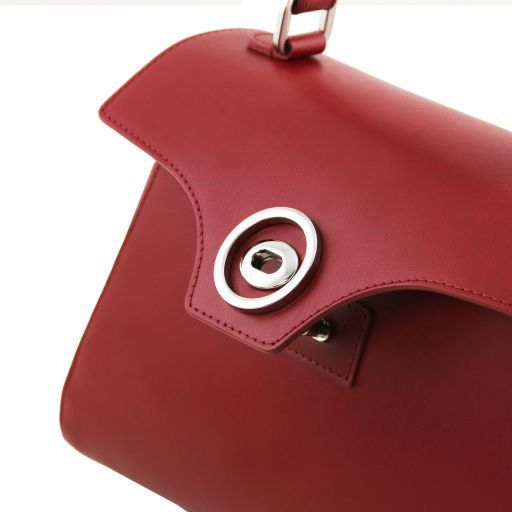 TL Smooth Leather Top Handle Bag_9