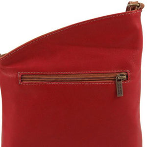 TL Mini Soft Leather Unisex Crossbody Bag_2
