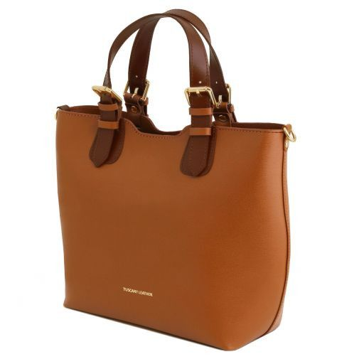 TL Saffiano Leather Tote_12