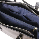 TL Saffiano Leather  Work Tote _19
