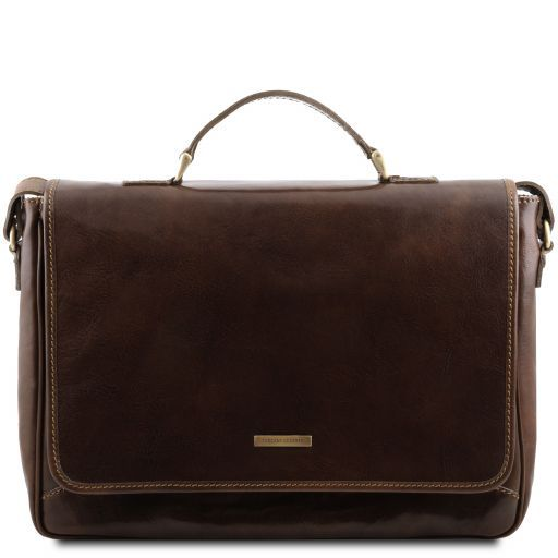 Padova Vegetable Tanned Leather Laptop Case_7