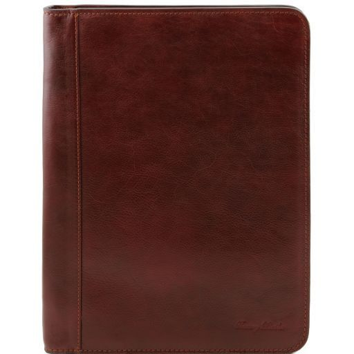 Ottavio Vegetable Tanned Leather Document Case_6
