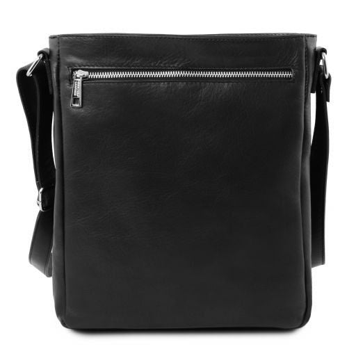 Cesare Soft Leather Messenger Bag_21