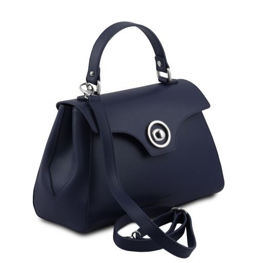 TL Smooth Leather Top Handle Bag_24