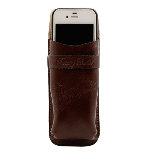 Exclusive Full Grain Leather eyeglasses/Smartphone/Watch holder_6