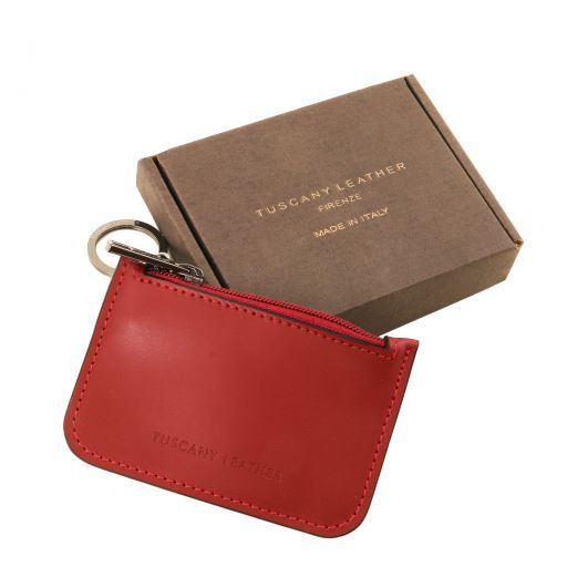 Smooth Leather Key Holder_2