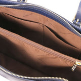 Aura Smooth Leather Satchel_15