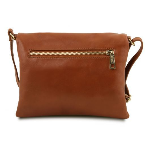 TL Young Soft Leather Shoulder Bag With Tassel_3
