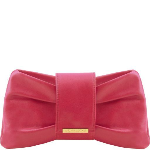 Priscilla Soft Leather Clutch_1