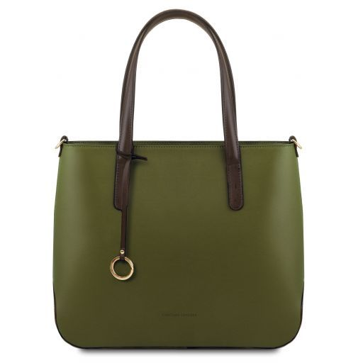 Penelope  Smooth Leather tote_1