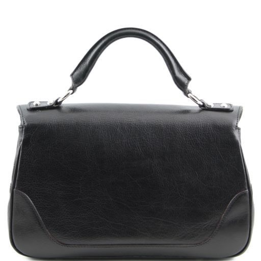 NeoClassic Full Grain Leather Top handle bag_4