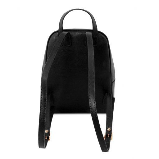 TL Small Saffiano Leather Backpack For Women_13