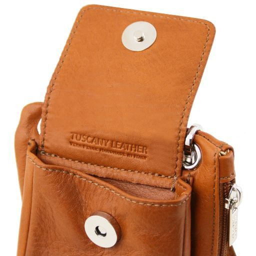 TL Soft Leather Phone Pouch Mini Cross Bag_8