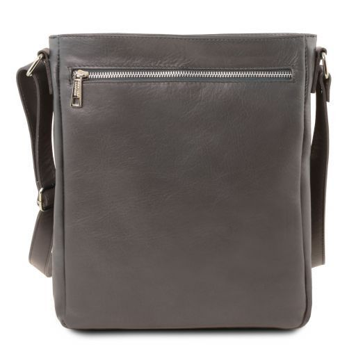 Cesare Soft Leather Messenger Bag_5
