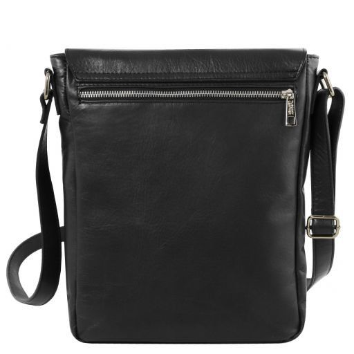 Cesare Soft Leather Messenger Bag_20