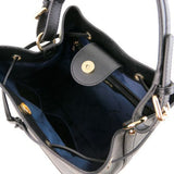 Minerva Saffiano Leather Bucket Bag_17