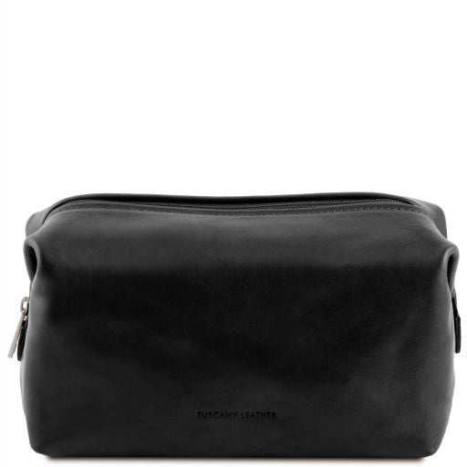Smarty - Leather toilet bag - Large size_5