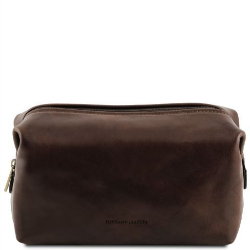 Smarty - Leather toilet bag - Large size_9
