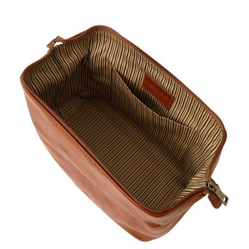 Smarty - Leather toilet bag - Large size_16